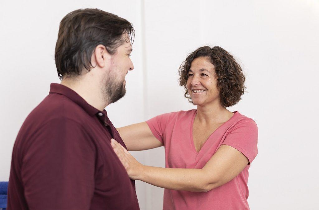 Incluir el cuerpo en la recuperación psicológica es más de sentido común